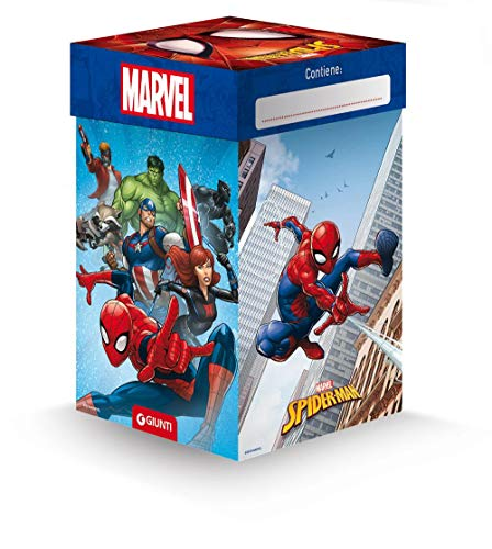 Spider-Man. Cubotti