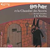 """Harry Potter et la Chambre des Secrets (French Audio CD (8 Compact Discs) Edition of """"Harry Potter and the Chamber of Secrets"""")"""