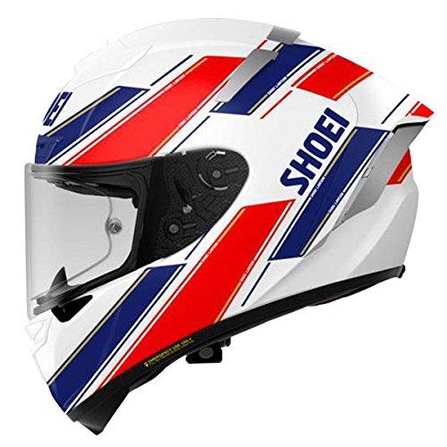 Shoei Lawson X-14 Street Racing Motorcycle Helmet - TC-1 / Large