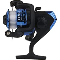 Grizzly Imported Fishing Reel Spool Vessel Fish Rod Sea Lake Rocky Spinning Wheel Line Gear