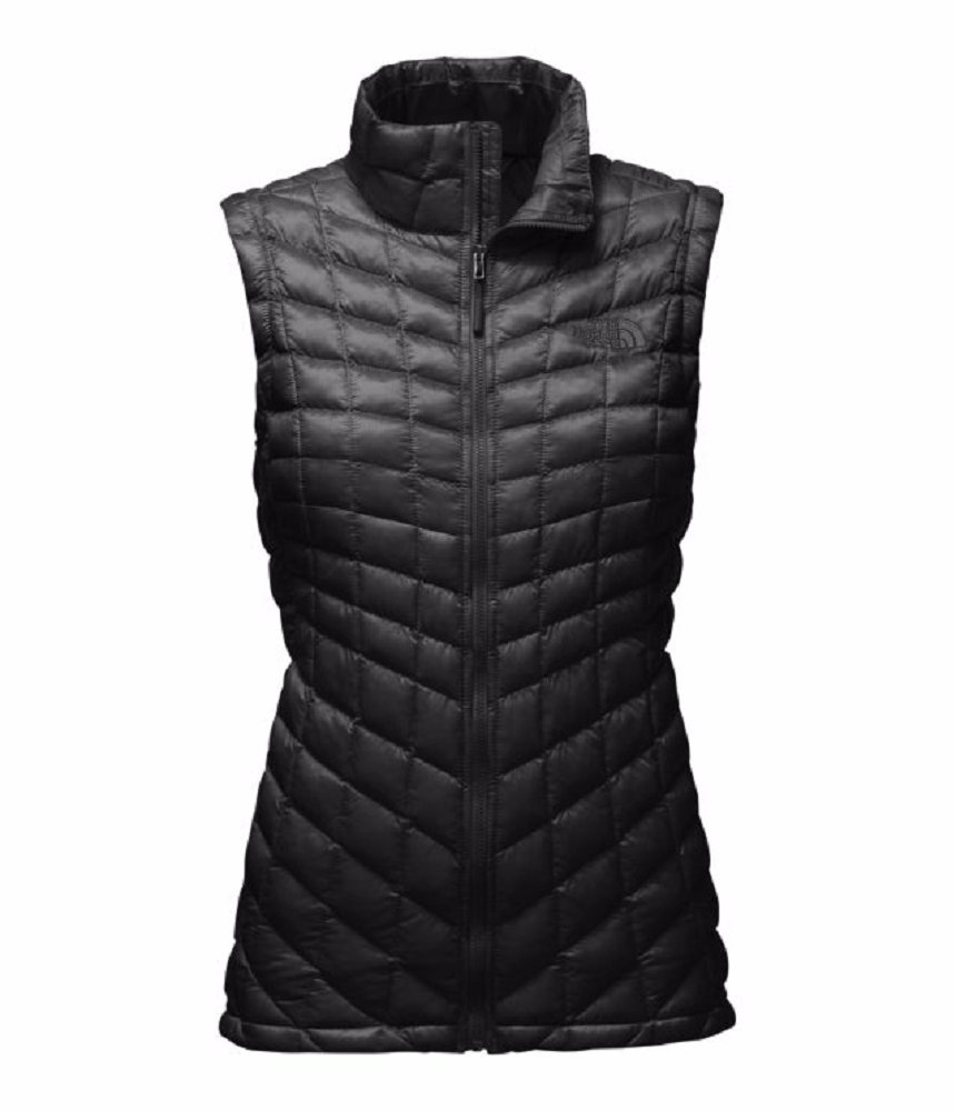 The North Face Womens Thermoball Vest TNF Black - M
