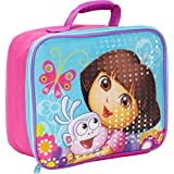 Nickelodeon Dora Lunch Box Kit, Blue