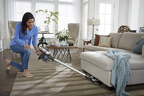 Hoover Bagless Gray