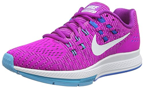Nike Womens Air Zoom Structure 19 Running Shoe (7, HYPER ...