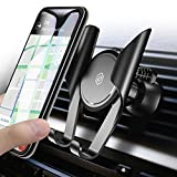 Seiaol Car Phone Holder Air Vent Mount Bracket with 360° Rotation for iPhone