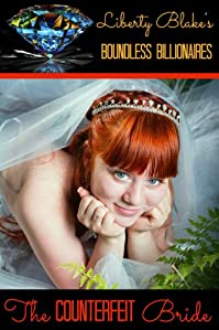 The Counterfeit Bride by Liberty Blake ebook deal
