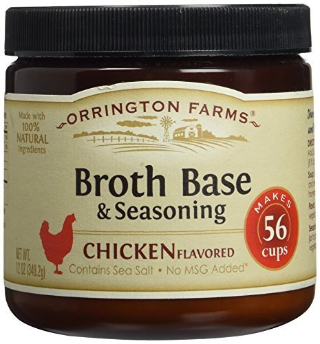 ORRINGTON FARMS BASE GRNLR CHKN, 12 OZ (Pack of 3)