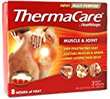ThermaCare Heat Wraps Muscle & Joint 3 ea (Pack of 10)
