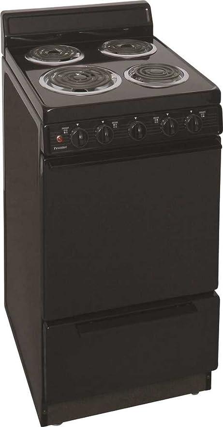 Amazon.com: Premier 2,42 CU. FT. no empotrado gama eléctrica ...
