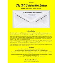 The BiO Spiritualist Letters: A reason-based initiative: no adult left behind.