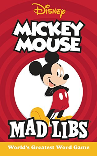 Accessory For Minnie Mouse (Mickey Mouse Mad Libs)
