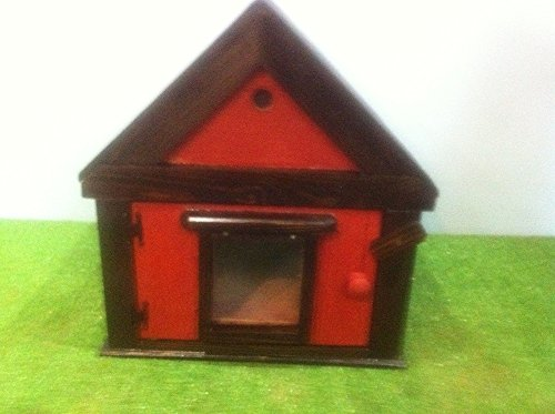 Heated Cat House by STABOB'S HANDCRAFTED PET HOUSES