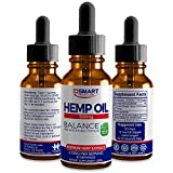 SHL's Hemp Oil 350 - Active Blended Hemp Extract - Pain and Anxiety Formulation - You Deserve The Best For Your Health and Well Being so Try This Powerful, Beneficial Safe Supplement (1oz/350mg Mint)
