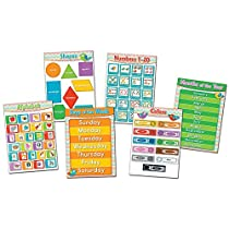 Chevron Basic Skills Bulletin Board Set