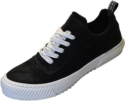CAI-HY Zapatillas Confort para Hombre Zapatillas Confort en Primavera/otoño Zapatillas Confort Suela Suave Zapatos De Viaje para Trekking,Black,38: Amazon.es: Jardín