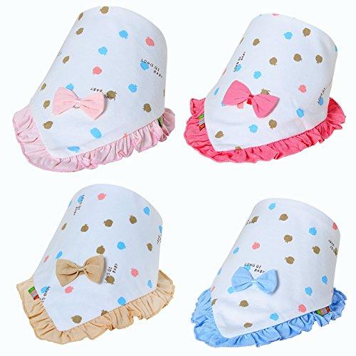Baby Absorbent Back Towel (Rabbit) - 9