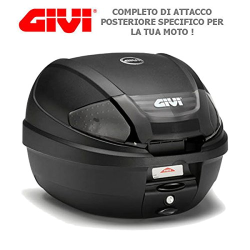 BAULETTO GIVI E300NT2 + SR1143 PER HONDA SH 125 i ABS 2014 FAR