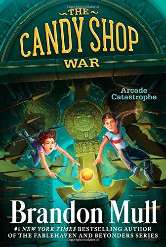 Arcade Catastrophe (The Candy Shop War) Candy Net