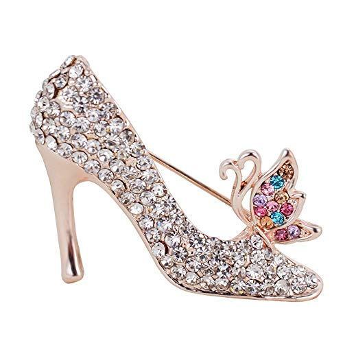 Creative High Heeled Shoes Gift Banquet Clothing Accessories Wedding for Women (Color - -