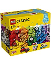 LEGO Classic Bricks on a Roll Building Kit (442 Pieces)