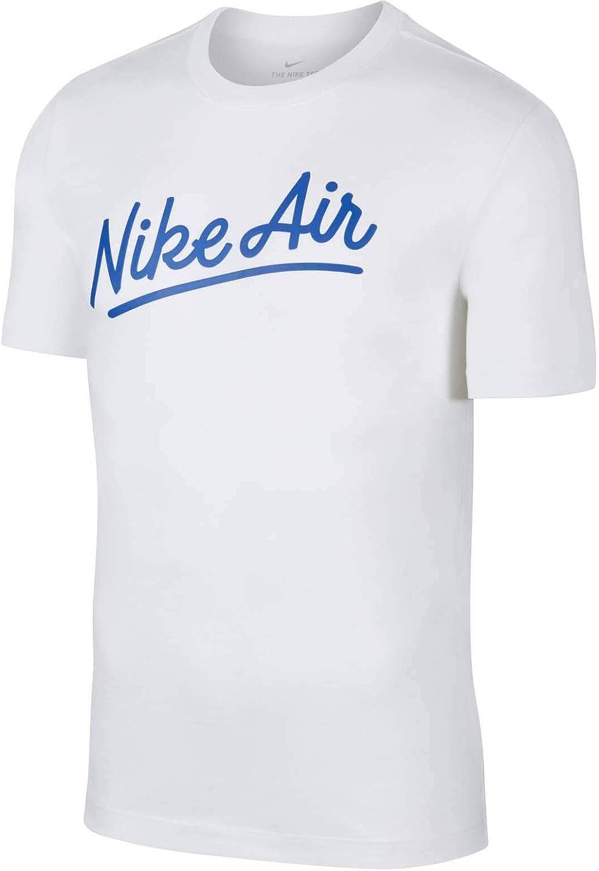 Evaluación Lograr Aparte  Nike Men's Air T-Shirt: Amazon.co.uk: Sports & Outdoors