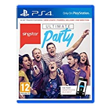 Singstar: Ultimate Party [PlayStation 4, PS4]