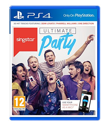Price comparison product image Singstar: Ultimate Party [PlayStation 4, PS4]