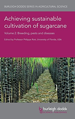 Achieving Sustainable Cultivation of Sugarcane Volume 2: Breeding, Pests and Diseases