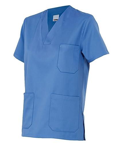 Velilla 589/C23/T0 - Camisola pijama de manga corta con escote en pico (moderno) color fucsia: Amazon.es: Bricolaje y herramientas
