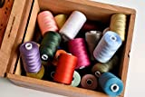 SEWING AID All Purpose Polyester Thread for Hand