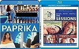 The Sessions & Paprika Blu Ray Sexy Drama Set