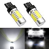 DunGu 7443 7440 7444 LED Bulb Xenon White 620Lumen For Car Brake Tail Lights