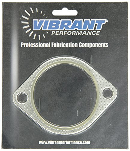 Vibrant 1458 2-Bolt High Temperature Exhaust Gasket