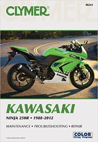 Kawasaki Ninja 250R 1988-2012 Clymer Manuals: Motorcycle ...