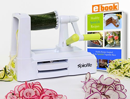 SpiraLife Pro Vegetable Spiralizer, Prof - Pro Dynamic Kitchen Shopping Results