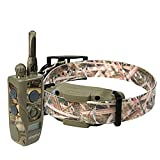 Dogtra 1900S 3/4 Mile Remote Trainer Wetlands Edition Camo 1900S Wetlands With Free Nite Ize Pet Lit