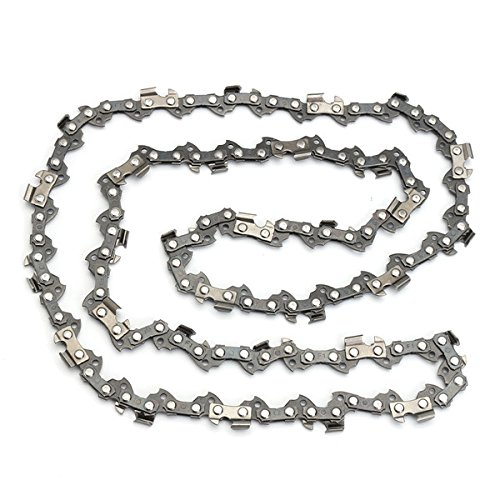 Best to Buy New 18 Inch Semi Chisel Chain Saw Chain for Homelite Poulan husqvarna chainsaw mill ripping chain worx parts greenworks (Chain Link T-shirt)