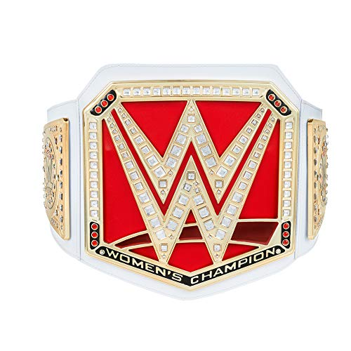 - WWE Authentic Wear RAW Women's Championship Toy Title Belt Gold