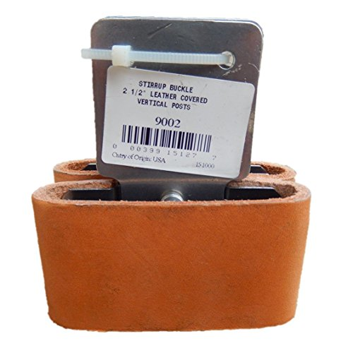 2 1/2″ Weaver Replacement Leather Blevins Buckles Western Saddle