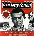 G-man (Jerry Cotton): 12 packende Krimis Hörspiel von Jerry Cotton Gesprochen von: Manfred Lehmann, Thomas Danneberg, Joachim Kerzel