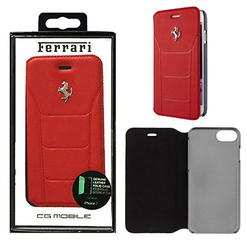 ferrari-488-genuine-leather-booktype-case-for-iphone-7-47-red