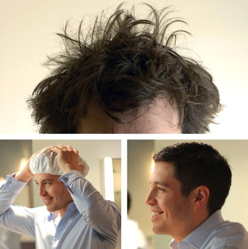 Morninghead Cap - Bed Head Cure (Morning Head)