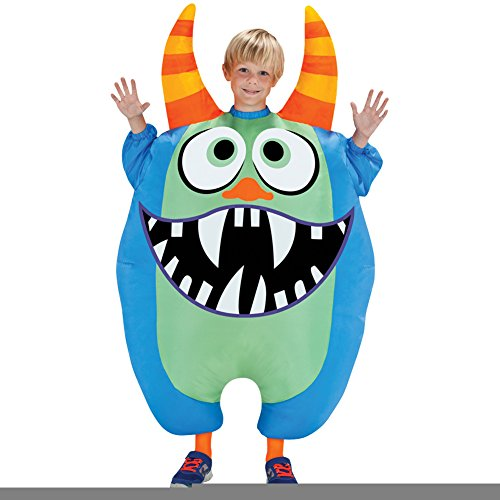 Scareblown (Blue) Inflatable Child Costume