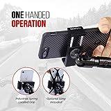 Omni-directional Handlebar Motorcycle Phone Mount