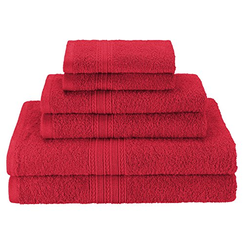 Superior Eco Friendly Ringspun Cotton Cranberry product image