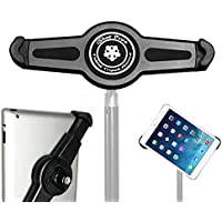 iShot G10 Pro Universal iPad Tablet Tripod Monopod Mount - Adjustable for All 7 to 11 Tablets With or Without a Case