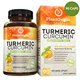 Cheap Turmeric Curcumin with Bioperine 1500 mg. Highest Potency Available. Supports Pain Relief Anti-Inflammatory Joint Relief with 95% Standardized Curcuminoids. Non-GMO, Gluten-Free