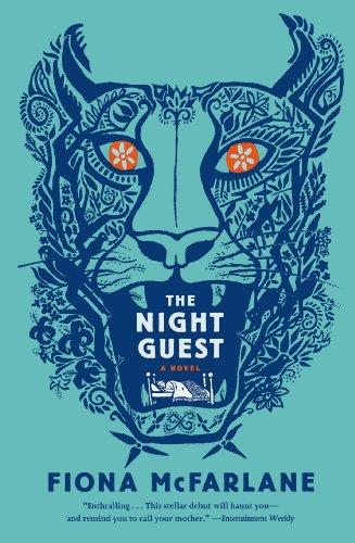 Fiona Range (The Night Guest: A Novel)
