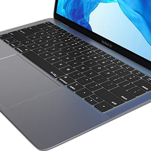 Kuzy - Funda para Teclado de MacBook Air de 13 Pulgadas 2019 2018 ...