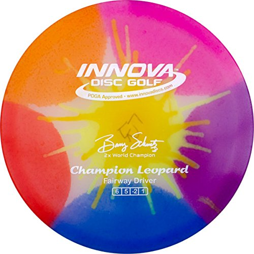 (Innova I-Dyed Champion Leopard (Assorted Colors & Designs))